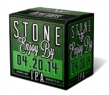 Stone Brewing Co. - Stone Enjoy By 4.20.14 IPA (case)