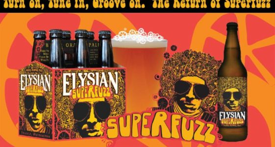 Elysian Brewing - Superfuzz
