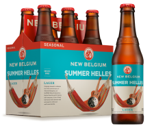New Belgium Brewing - Summer Helles