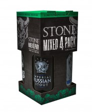 Stone Brewing Co. Mixed 4 pack