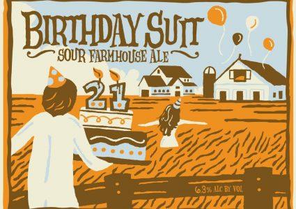 Uinta Brewing - Birthday Suit 21 Sour Farmhouse Ale