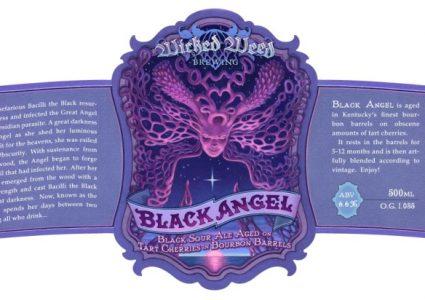 Wicked Weed Brewing - Black Angel