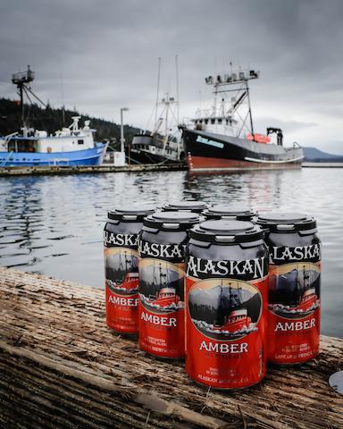 Alaskan Amber Cans