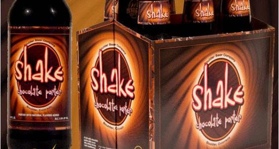 Boulder Beer - Shake Chocolate Porter World Beer Cup 2014