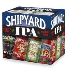 Shipyard Brewing IPA Variety 12 Pack