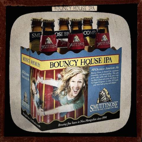 Smuttynose Bouncy House IPA Six Pack