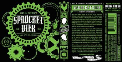 Stone Spotlight Seires Sprocketbier