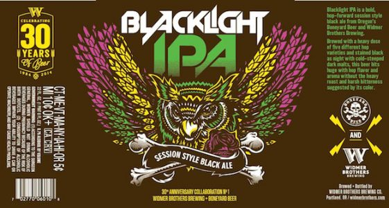 Widmer Brothers Blacklight IPA