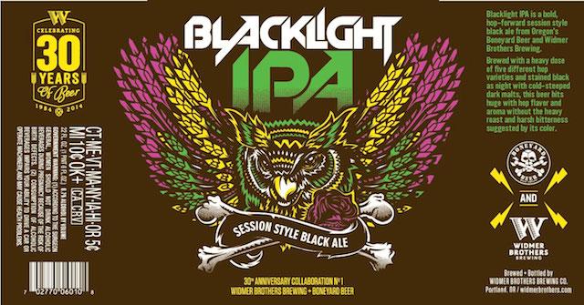 Widmer Brothers Blacklight IPA