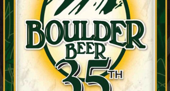 Boulder Beer 35th Anniversary - Imperial Black IPA