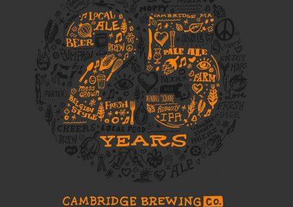 Cambridge Brewing 25th
