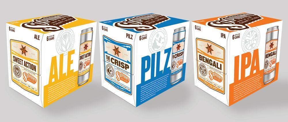 Sixpoint Brewery - 6 packs