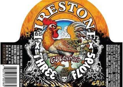 3 Floyds / Firestone Walker - Ol' Leghorn Barleywine