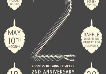 Rogness Brewing 2nd Anniversary