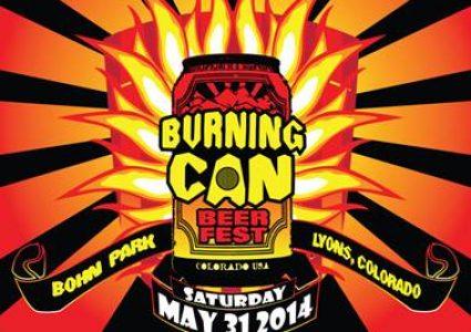 Burning Can Beer Fest 2014