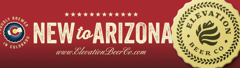 Elevation Brewing Arizona