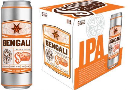 Sixpoint Brewery - Bengali IPA (6 pack)