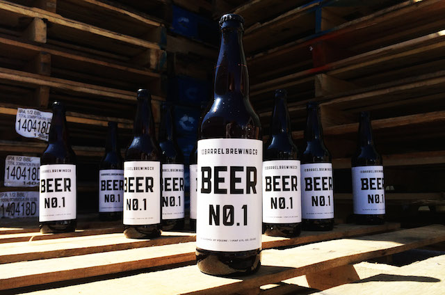 10 Barrel Brewing Co Beer No. 1