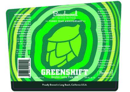 Beachwood Brewing - GreenShift DIPA