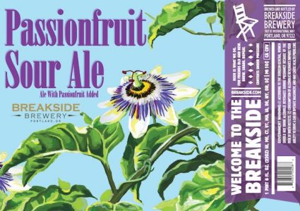 Breakside Passion Fruit Sour
