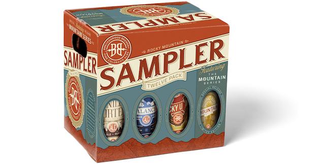 Breckenridge Mountain Series Sampler 12Pack
