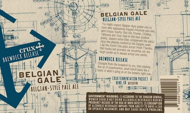 Crux Belgian Gale
