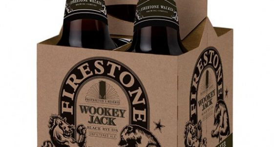 Firestone Walker - Wookey Jack (4 Pack)