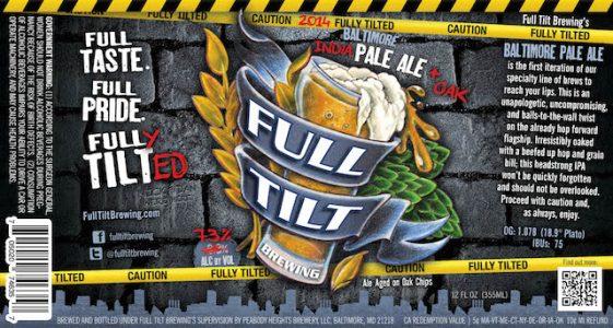Full Tilt Fully Tilted