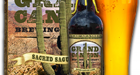 Grand Canyon Brewing - Sacred Saguaro Lager