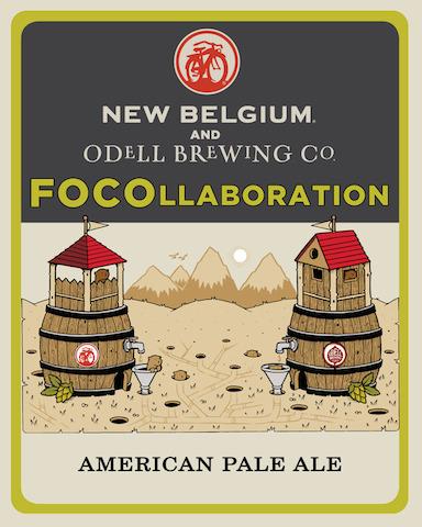 New Belgium Odell FOCOllaboration