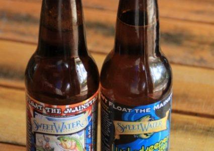 SweetWater Brewing - Take Two Pils & Waterkeeper Hef