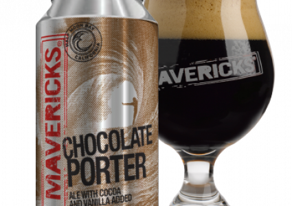 Mavericks Beer - Chocolate Porter