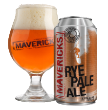 Mavericks Beer Rye Pale Ale