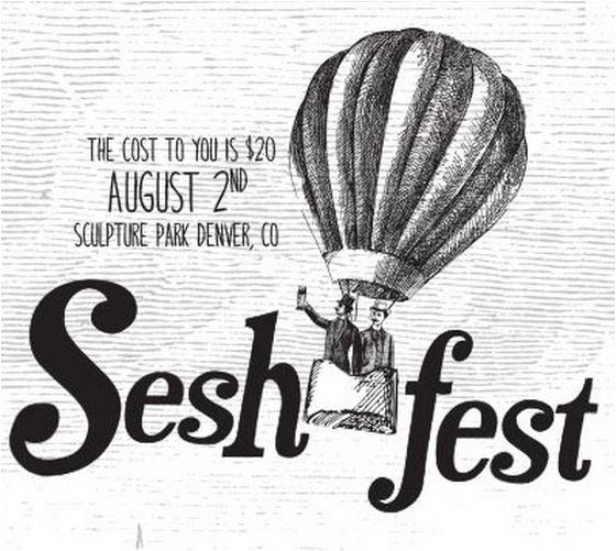 Colorado Brewers Guild & Imbibe Present Sesh Fest