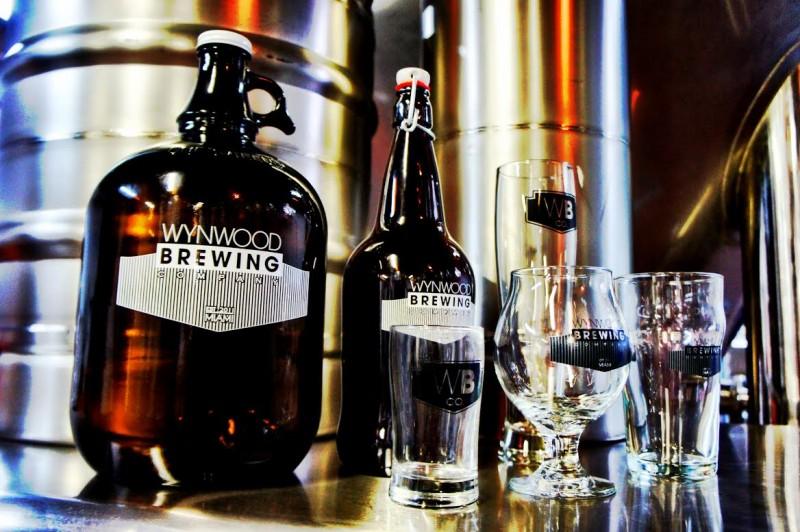 Wynwood Brewing Glassware