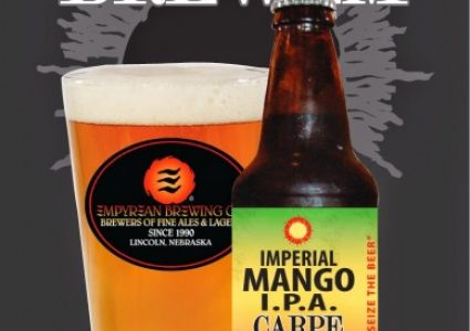 Empyrean Brewing Carpe Brewem - Imperial Mango IPA
