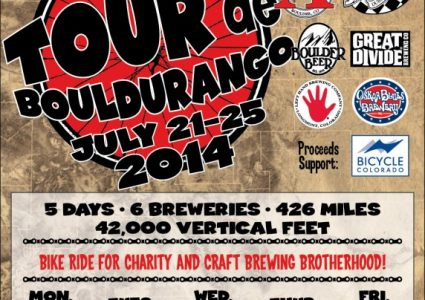 Ska Brewing Avery Brewing - BoulDurango Ride 2014