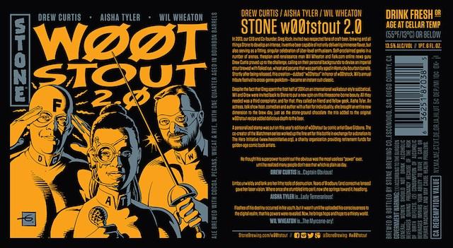 Stone w00tstout 2.0