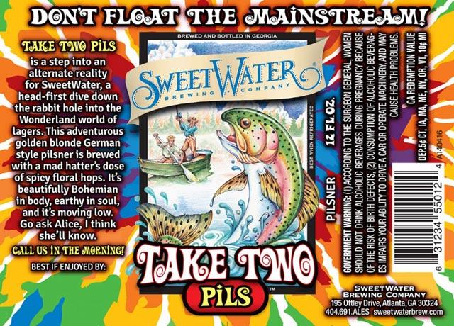 SweetWater Take Two Pils
