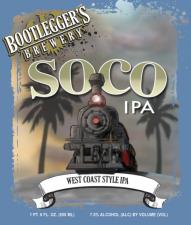 Bootleggers Brewery - Soco IPA