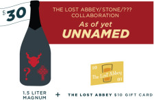 Stone Brewing / The Lost Abbey / ??? Collaboration