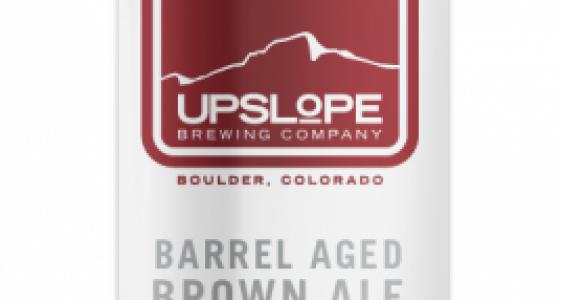 Upslope Brewing - Lee Hill Series Vol. 1 - Barrel Aged Brown Ale