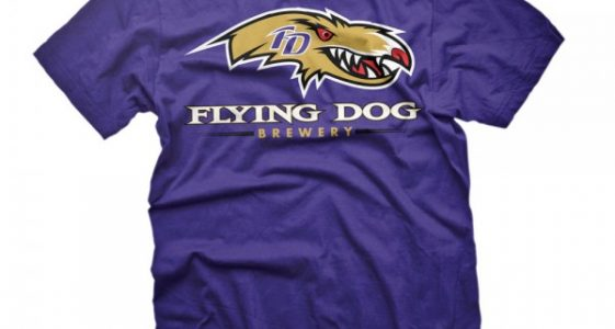 Flying Dog - Baltimore Ravens