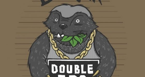 Marin Cellarmaker Honey Badger Double IPA