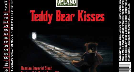 Upland Teddybear Kisses