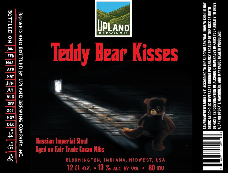 Upland Teddybear Kisses