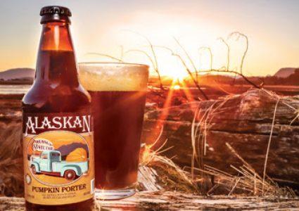 Alaskan Brewing - Pumpkin Porter