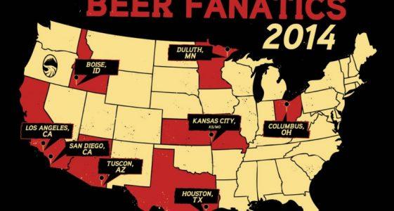 Deschutes Brewing - Base Camp For Beer Fanatics 2014