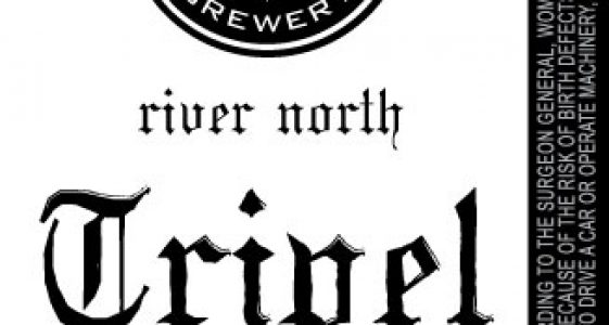 River North Brewery - Tripel