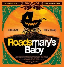 Two Roads Brewing - Roadsmary's Baby